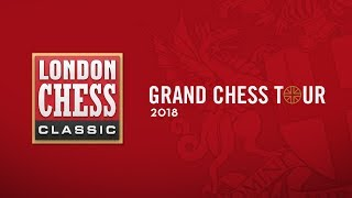 2018 Grand Chess Tour Finals: Day 1