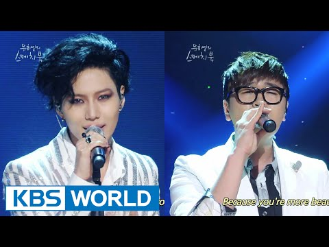 Yu Huiyeol's Sketchbook | 유희열의 스케치북: Taemin(SHINee), 4Men, Rose Motel, Kim Wansun (2014.09.19)