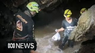 Look back at the Thai cave rescue operation that brought the world together