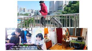 Vlog 10: Tạm Biệt Kí Túc Xá.. Nhà mới Của Du Học Sinh Hàn Quốc