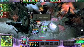 Game 1 - Mineski vs Arrow Gaming (old) - joinDOTA League Asian Division Season 2 (Placing Stage)