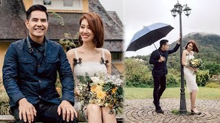 Trung Dũng đã chính thức công khai y,ê,u Thúy Ngân và chup ảnh cưới ở Đà Lạt - TIN TỨC 24H TV
