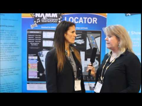 NAMM 2015: Interview with Guitarist and Singer-Songwriter Kelly Z at The NAMM Show 2015