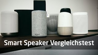 Test: Smart Speaker