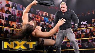 NXT 11/18: Blindfold Match – Cameron Grimes Vs. Dexter Lumis