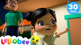The Colors Song | Nursery Rhymes & Kids Songs | ABCs and 123s | Little Baby Bum
