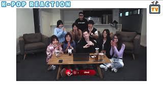 [KPOP Reaction] LISA (블랙핑크, 리사) - LALISA Reaction (라리사 뮤비 리액션)   The MOVEs   Perth Australia (호주)