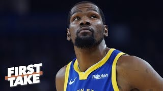 The Warriors are favorites, but vulnerable in the playoffs - Max Kellerman | First Take
