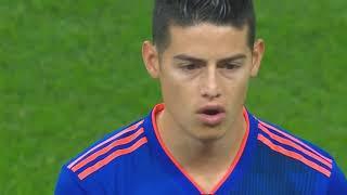 Argentina vs Columbia 0-2 Highlights