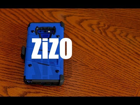 video Zizo BOLT Series Galaxy Note 9 Case