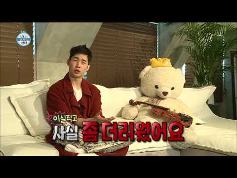 【TVPP】 Henry - Video call with mom, 헨리 - 엄마와 영상통화 @I Live Alone