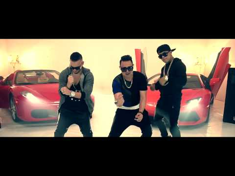 Mr.Hansy Ft. Mr.D El Universatil - Con La Luz Prendia (Video Oficial)
