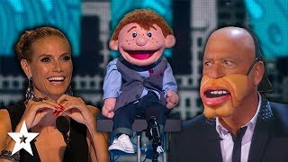 WINNER Ventriloquist | All Performances | America's Got Talent | Got Talent Global