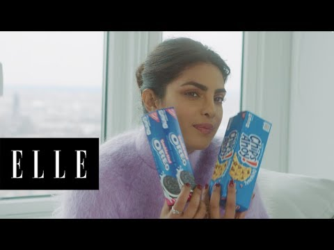 Priyanka Chopra's Ultimate Snack Ranking | ELLE