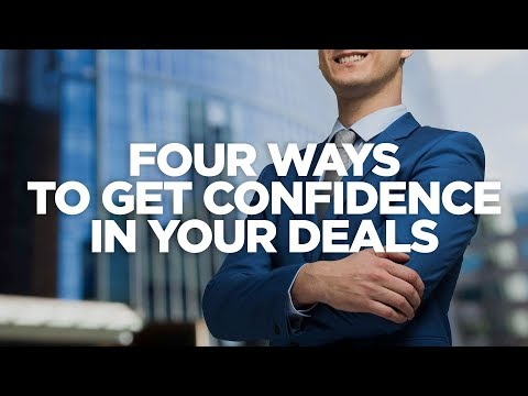 Four ways to get confidence in your deals - Real Estate Investing Made Simple with Grant Cardone photo