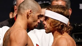 UFC 169 Highlights: Renan Barao TKO's Urijah Faber, Aldo and Overeem win.