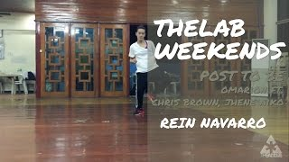 Post To Be by Omarion Ft. Chris Brown & Jhene Aiko| REIN NAVARRO Choreography