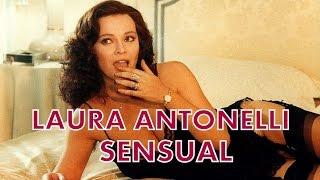 LAURA ANTONELLI -- LA PIU' SENSUALE -- movie scene (Malizia ,Divina Creatura, Peccato Veniale,)