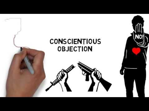 7. Conscientious objection