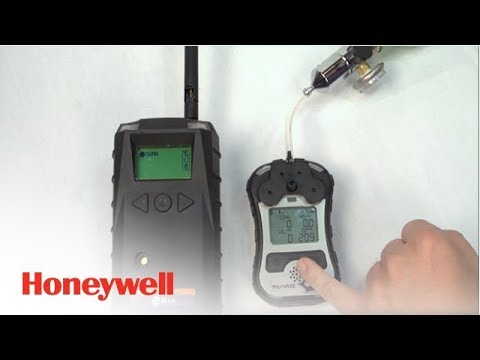 MicroRAE - Pairing with Echo View | How To Videos | Honeywell Safety