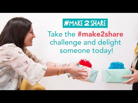 #Make2Share I Creativebug