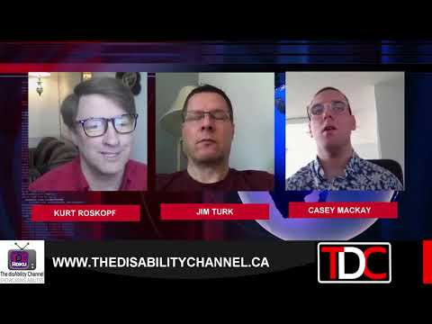 , TDC – Jim Burk's Talks Muscular Dystrophy with Milwaukee TDC TODAY SHOW, Wheelchair Accessible Homes
