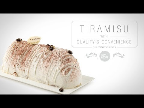 Tiramisu with Quality and Convenience - Qzina