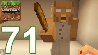 Minecraft: PE - Gameplay Walkthrough Part 71 - Granny Bedrock Edition (iOS, Android)