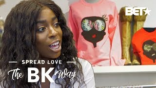 How Peace and Riot sources from Black Designers | Spread Love: The BK Way