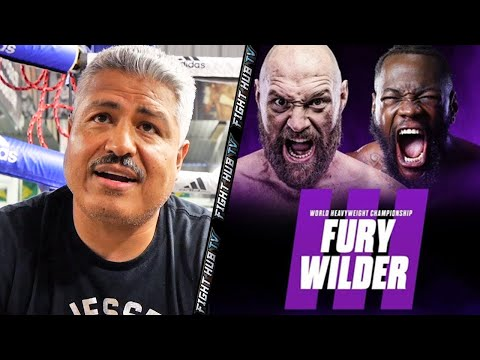"""ROBERT GARCIA """"SOMETHING WAS WRONG WITH WILDER IN 2ND FIGHT! FURY STILL WINS IN CLOSE FIGHT"""""""