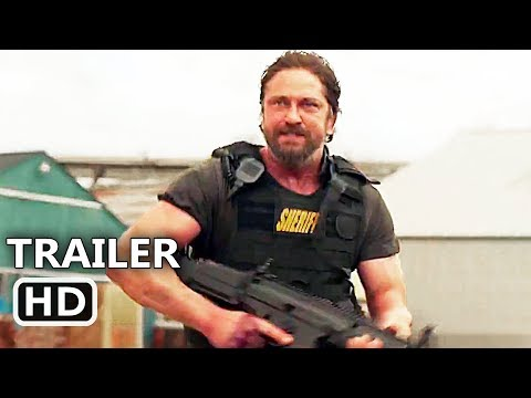 DEN OF THIEVES Official Trailer (2018)