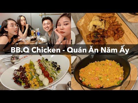 BB.Q Chicken | Quán Ăn Năm Ấy Đã Trở Lại - Có Còn Ngon Như Xưa??? | LML Review