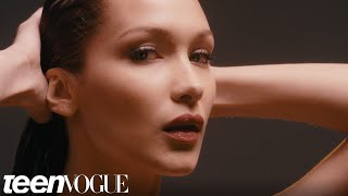 Bella Hadid: '80s Poster Girl | Teen Vogue
