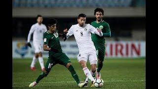 Jordan 2-2 Saudi Arabia (AFC U23 Championship 2018: Group Stage)