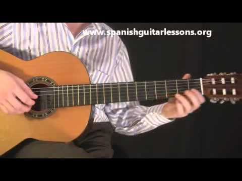 spanish guitar lessons tabs songs chords and scales youtube. Black Bedroom Furniture Sets. Home Design Ideas