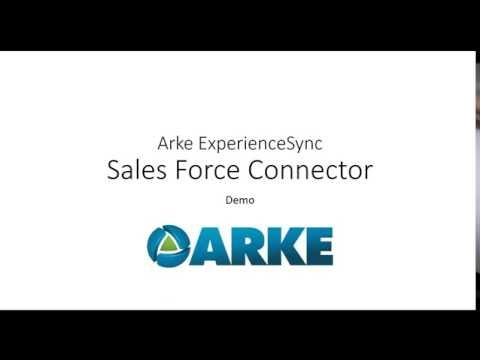 SalesForce Connector Demo
