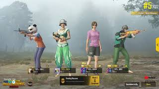 Girl Streamer | PUBG Mobile LIVE GamePlay in தமிழ் [ Paytm on screen ]