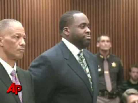 Former Detroit Mayor Kilpatrick Sent to Jail
