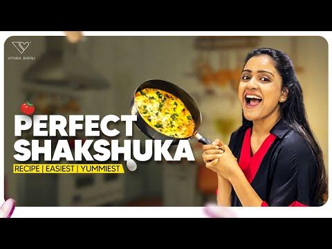 Vithika Sheru shares a latest Shakshuka recipe