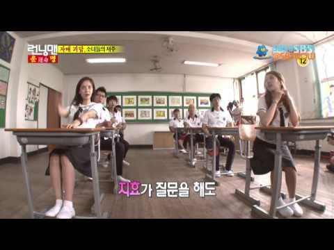 SBS [런닝맨] - 지효, 수지 자매.. 과연 그들의 정체는?!
