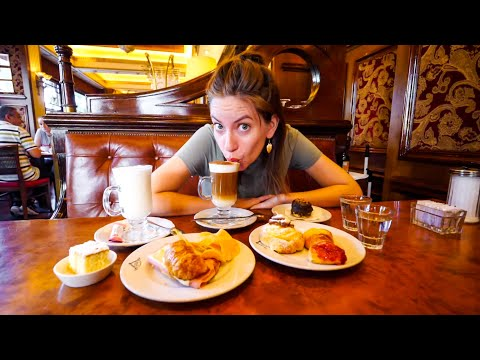 Ultimate ARGENTINE BREAKFAST Food Tour in BUENOS AIRES! 🥐☕ What to EAT for Breakfast in Buenos Aires