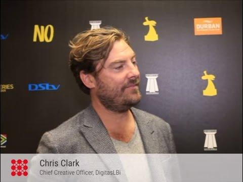 Chris Clarke, Chief Creative Officer of DigitasLBi International - Loeries 2015
