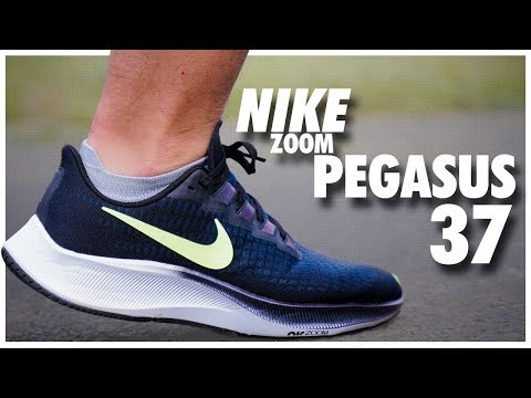 video nike air zoom pegasus 37 review