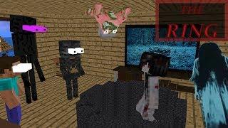 Monster School : THE RING MOVIE - Minecraft Animation