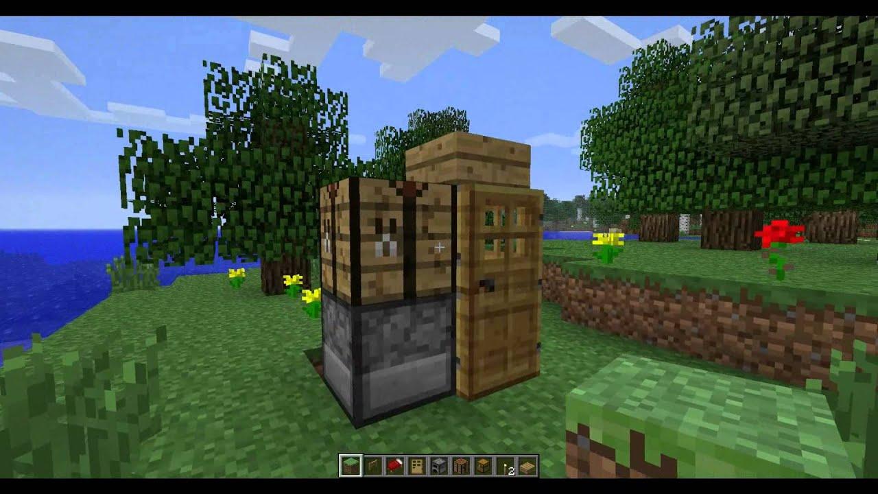 Das kleinste Haus in Minecraft