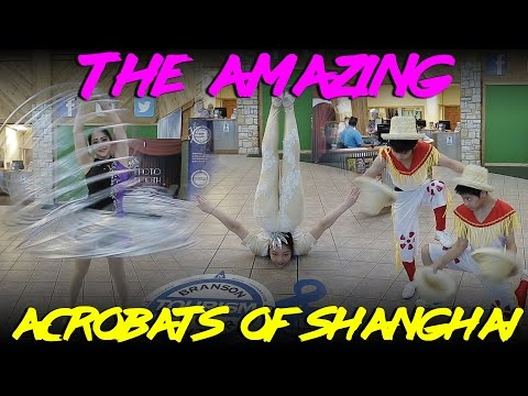 Amazing Acrobats of Shanghai - Branson Missouri - Webcam Show