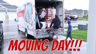 MOVING DAY IS FINALLY HERE   THE LEROYS