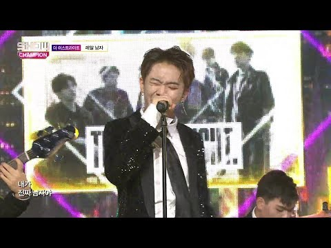 Show Champion EP.257 THE EAST LIGHT - Real Man [더 이스트라이트 - 레알 남자]