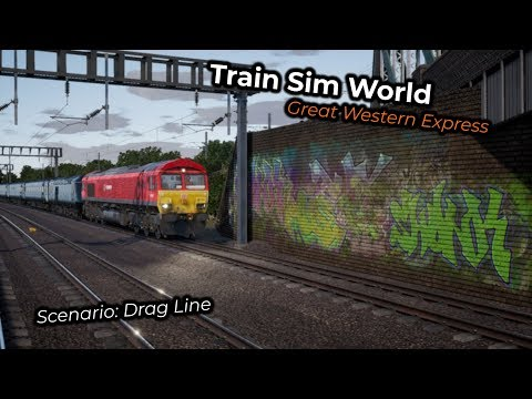 Train Sim World: Great Western Express - Drag Line