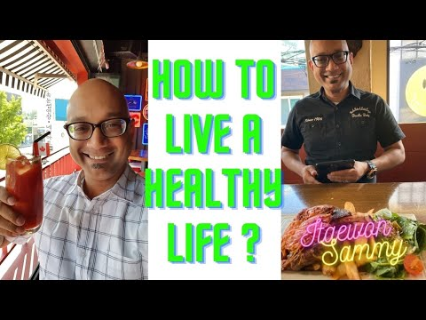 LIVING A HEALTHY LIFESTYLE   MY MEDICAL UPDATE